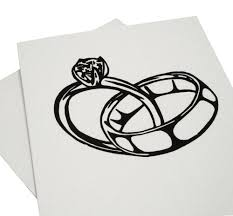 Wedding Ring Clip Art With Flowers Free Clipart 2 Cliparting Com