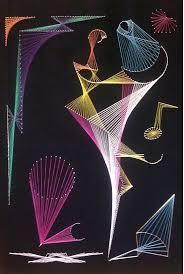 string art patterns - Google Search
