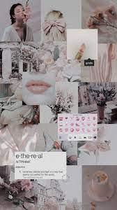 Aesthetic Wallpaper : Iphone White ...