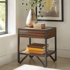 Chico Stacked Wood Nightstand by iNSPIRE Q Modern - Free Shipping Today -  Overstock.com - 23429058