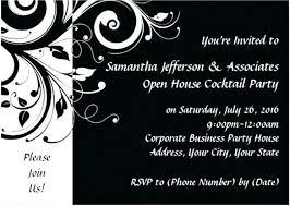 Event Invitations Templates Free Formal Invitation Template Free Agarvain Org