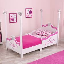 Endearing Your Little Princess With Get Toddler Bed In Your Little ...