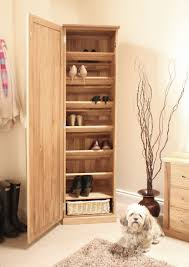 shoe cabinet furniture. Conran Solid Oak Furniture Shoe Cupboard Cabinet Tall Hallway Storage Unit