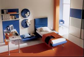 Orange And Blue Bedroom Perfect Blue And Orange Bedroom Hd9d15 Tjihome