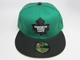 New Era Size Chart Us New Era Nhl Toronto Maple Leafs 5950 Custom Fitted Cap