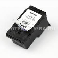 Инструкция по заправке <b>картриджей Canon PG</b>-<b>445</b> и <b>CL</b>-<b>446</b> для ...