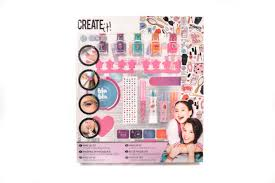 create it makeup set color changing glitter pet 84139 incl shipping
