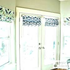 french door window blind inserts