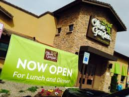 the new style olive garden that opened today in hamburg robert kirkham