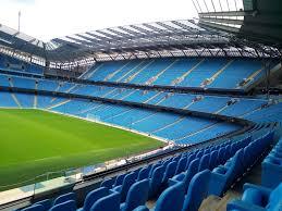 Etihad Stadium (City of Manchester Stadium) — description, photos, contacts