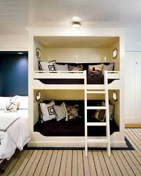 Breathtaking Space Saving Bunk Beds For Small Rooms Upholstered Settee  Window Offering Array Option