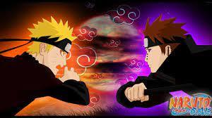 Naruto vs pain final battle sub indo full screen