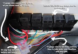 whelen light bar wire diagram installing lightbars all round basics ghostbusters fans image