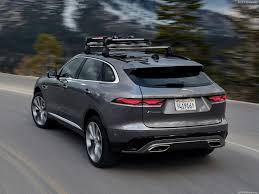 Combine practicality, style & efficiency to choose your perfect luxury performance suv. Jaguar F Pace 2021 Picture 52 Of 163