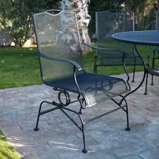 patio furniture black sumptuous design inspiration