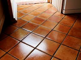 Kitchens With Terracotta Floors Sealing Terracotta Tiles Stone Cleaning And Polishing Tips For