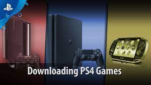 Downloading Games