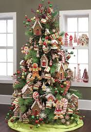Candy Theme Christmas Tree  Christmas Tree Themes & Color Schemes