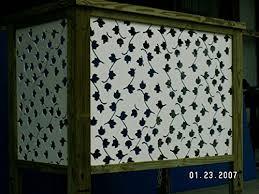 vinyl lattice fence panels. Amazon.com : Acurio Vines White Vinyl Lattice Decorative Privacy Panel Outdoor Fences Garden \u0026 Fence Panels