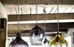 lighting pendants glass. Kitchen Decoration Medium Size Blown Glass Lighting Pendants Eclectic  Hand Pendant Contemporary Modern Kitchen Smoked Glass Lighting Pendants