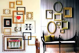 empty picture frame wall decor bsparker com