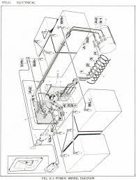 B2 work co wiring diagram collection ezgolf cart volt1995 volt ez