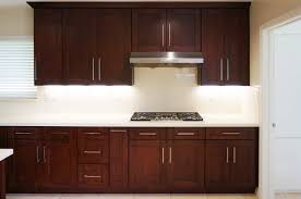 Mahogany Kitchen Cabinets Shaker Style Rta Best Value