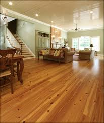 antique reclaimed heart pine select grade flooring in a new southern home