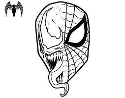 Make a coloring book with spiderman christmas for one click. Spiderman Coloring Image Inspirations For Kids Adults Easy Instabuddy Logo Christmas Ornaments Venom Grade Pages Adding Fractions With Jaimie Bleck