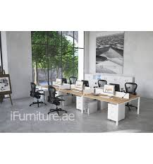 office furniture photos. Ekko Cluster Of 6x Face To Workstation Office Furniture Photos