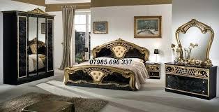 Bedroom As White Furniture Sets Gloss Italian High