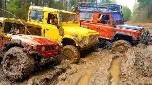 <b>RC</b> Cars MUD <b>OFF Road</b> — Land Rover Defender 90 and Hummer ...