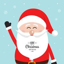 cute santa claus drawing. Exellent Drawing Cute Santa Claus Background Free Vector Intended Santa Claus Drawing U