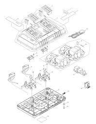 Buy makita dc18rd type2 replacement tool parts makita dc18rd