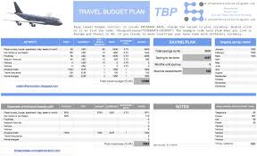 vacation budget planner travel budget plan youtube