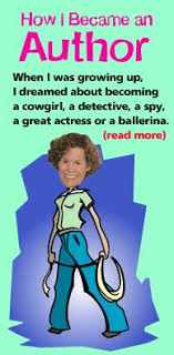 judy blume this provides with the author s life story and some great books for kids by judy blume you may be encouraged to write stories after
