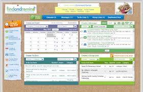 Online Schedule Free Online Family Calendar And Family Organizer Findandremind