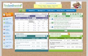 online schedule planner free online family calendar and family organizer findandremind