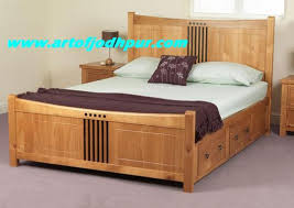 wooden furniture box beds. Sheesham Wood Furniture Storage Double Beds Wooden Box