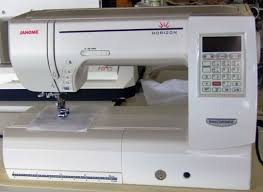144 best STITCHES: My Janome 8900! images on Pinterest | Sewing ... & This is one of the most well built, user friendly computerized sewing and quilting  machines I have had the pleasure of working on. The Janome Horizon Memory  ... Adamdwight.com