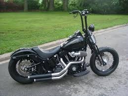 anybody do a softail bobber chopper pics harley davidson forums