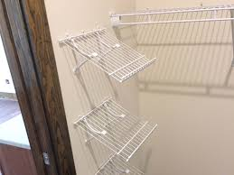 closetmaid ventilated wire shelving