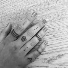 Simple Stick And Poke Designs 70 Therapeutic Stick And Poke Tattoo Designs From Instagram