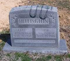 """Eliza Bramley """"Liza"""" Daugherty Heffington (1866-1950) - Find A Grave  Memorial"""