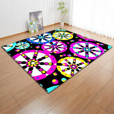 fashion colorful pattern carpets for living room bedroom decorative rugs baby play game mats modern home area rug and carpet nz 2019 from gyposphila
