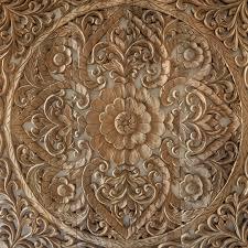 Wood Carved Wall Decor Carved Wall Decor Decorating Ideas
