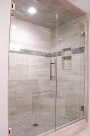 shower tile anatolia amelia mist polished 12x24 accent tile eclipse interlocking mosaic shower floor and bench anatolia amelia smoke 2x2