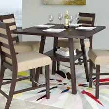 Shop Corliving Bistro Cappuccino 36 Inch Counter Height Dining Table
