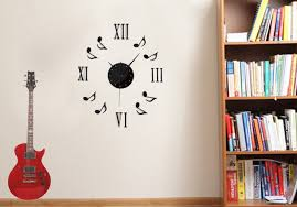 Best Music Wall Decals For Girls Room | Inspiration Home Designs : Music  Wall Decals for Girls Room