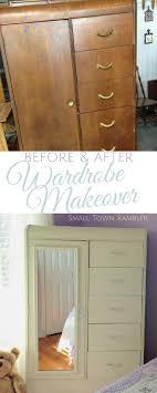 makeover furniture ideas. girlu0027s chifferobe makeover before and after furniture ideas p